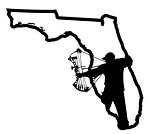 Florida Bowhunter v1 Decal Sticker
