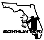 Florida Bowhunter v3 Decal Sticker