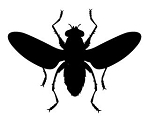 Fly v4 Decal Sticker