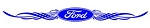 Ford Design v3 Decal Sticker