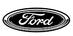Ford Oval v2 Decal Sticker