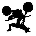 Freestyle Motocross Silhouette v3 Decal Sticker