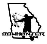Georgia Bowhunter v3 Decal Sticker