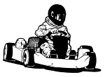 Go Kart v4 Decal Sticker
