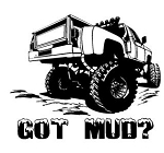Got Mud Decal Sticker