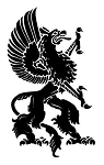 Griffin v2 Decal Sticker