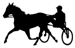 Harness Racing Decal Sticker