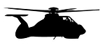 Helicopter v11 Decal Sticker