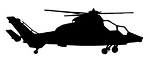 Helicopter v32 Decal Sticker
