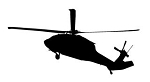 Helicopter v34 Decal Sticker