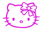 Hello Kitty v12 Decal Sticker