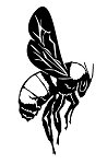 Honey Bee Decal Sticker