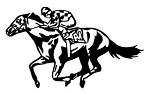 Horse Racing | Equestrian Decals Stickers