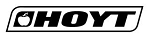 Hoyt v1 Decal Sticker