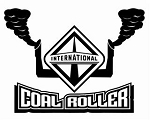 International Coal Roller v7 Decal Sticker