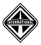 International Diesel v4 Decal Sticker