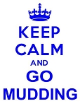 Keep Calm and Go Mudding Decal Sticker