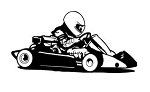 Kid Kart Decal Sticker