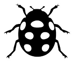 Lady Bug Decal Sticker