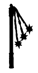 Medieval Mace v2 Decal Sticker