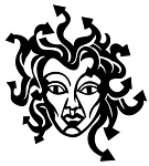 Medusa Decal Sticker