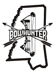 Mississippi Bowhunter v2 Decal Sticker