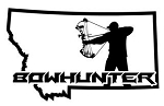 Montana Bowhunter v3 Decal Sticker