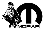 Mopar Girl v2 Decal Sticker