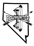 Nevada Bowhunter v2 Decal Sticker