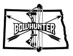 North Dakota Bowhunter v2 Decal Sticker