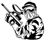 Paintball v5 Decal Sticker