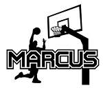 Personalized Basketball Player Name v2 Decal Sticker