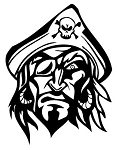 Pirate v14 Decal Sticker