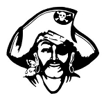 Pirate v4 Decal Sticker