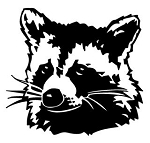 Raccoon Hunting Decals Stickers