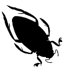 Roach v4 Decal Sticker