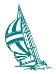 Sailboat v10 Decal Sticker