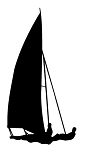 Sailboat v4 Decal Sticker