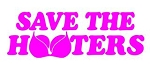 Save the Hooters v1 Decal Sticker
