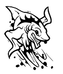 Shark v11 Decal Sticker