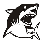 Shark v13 Decal Sticker