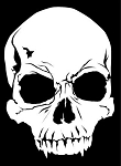 Skull v5 Decal Sticker