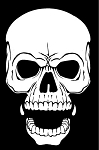 Skull v6 Decal Sticker