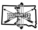 South Dakota Bowhunter v2 Decal Sticker
