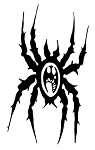 Spider v12 Decal Sticker