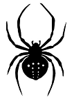 Spider v5 Decal Sticker
