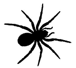 Spider v8 Decal Sticker