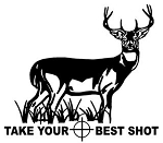 Take Your Best Shot Decal Sticker