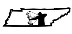 Tennessee Bowhunter v1 Decal Sticker