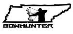 Tennessee Bowhunter v3 Decal Sticker
